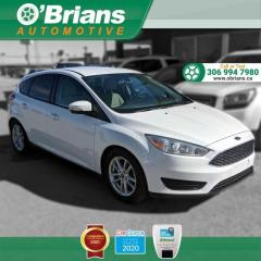 Used 2016 Ford Focus SE w/Cruise Control, Air Conditioning for sale in Saskatoon, SK
