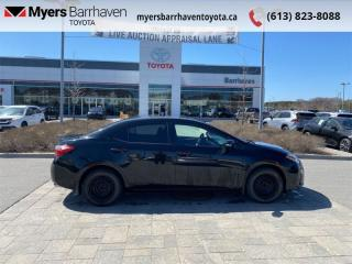 Used 2014 Toyota Corolla S  - A/C - Alloy Wheels - Power Windows - $81 B/W for sale in Ottawa, ON