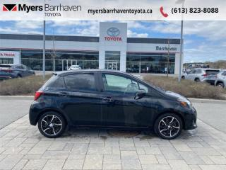 Used 2017 Toyota Yaris SE  - $95 B/W for sale in Ottawa, ON