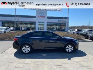 Used 2014 Chevrolet Cruze 1LT  - Bluetooth -  OnStar - $54 B/W for sale in Ottawa, ON