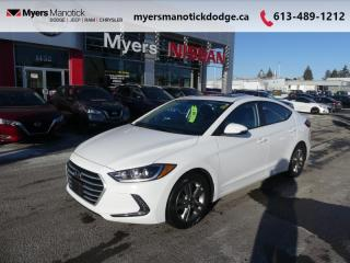 Used 2018 Hyundai Elantra GL SE  - Aluminum Wheels - $112 B/W for sale in Ottawa, ON