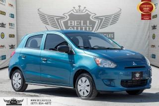 Used 2015 Mitsubishi Mirage ES, NO ACCIDENT, AUX, CD PLAYER, TRACTION CNTRL for sale in Toronto, ON
