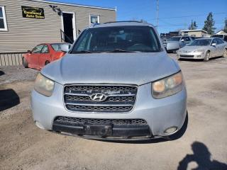 Used 2007 Hyundai Santa Fe Limited AWD for sale in Stittsville, ON