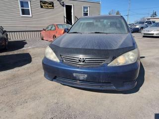 Used 2006 Toyota Camry LE for sale in Stittsville, ON