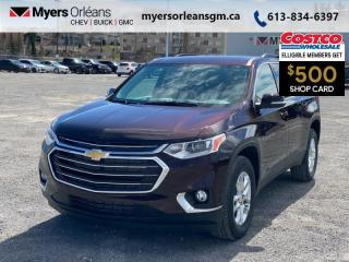 New 2021 Chevrolet Traverse LT Cloth  - Power Liftgate for sale in Orleans, ON