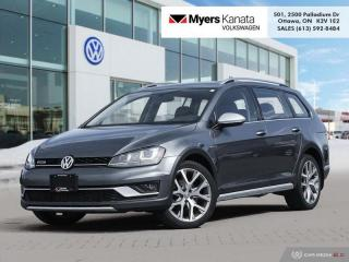 Used 2017 Volkswagen Golf Alltrack 1.8 TSI  - Bluetooth for sale in Kanata, ON