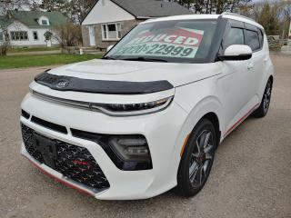 Used 2020 Kia Soul GT-Line Limited for sale in Pembroke, ON