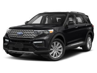 New 2021 Ford Explorer XLT for sale in Sechelt, BC