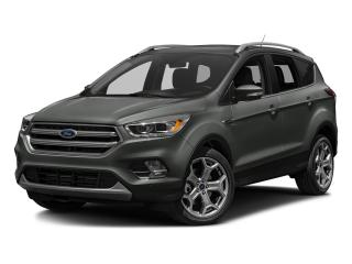 Used 2017 Ford Escape Titanium for sale in Sechelt, BC