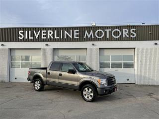 Used 2009 Ford F-150 Lariat FX-4 for sale in Winnipeg, MB
