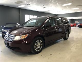 Used 2013 Honda Odyssey EX-L*NAVIGATION*BACK-UP CAMERA*DVD*ONE OWNER*FULLY for sale in North York, ON
