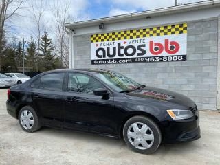 Used 2012 Volkswagen Jetta Manuelle for sale in Laval, QC