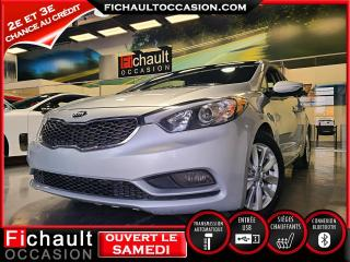 Used 2016 Kia Forte LX for sale in Châteauguay, QC