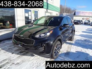 Used 2017 Kia Sportage Traction avant 4 portes LX for sale in St-Jérôme, QC