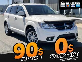 Used 2018 Dodge Journey SXT   ''AWD  7 PASSAGERS'' for sale in Ste-Marie, QC