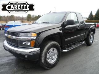 Used 2008 Chevrolet Colorado LT for sale in East broughton, QC