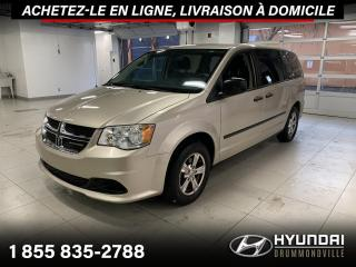 Used 2012 Dodge Grand Caravan SE + GARANTIE + 66 026KM +  A/C + WOW !! for sale in Drummondville, QC
