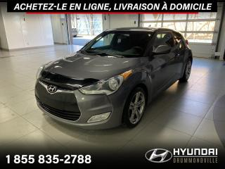 Used 2012 Hyundai Veloster GARANTIE +  A/C + MAGS + CRUISE + WOW !! for sale in Drummondville, QC