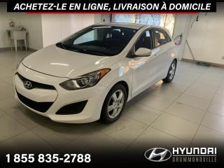 Used 2013 Hyundai Elantra GT GL + GARANTIE + A/C + MAGS + CRUISE + WO for sale in Drummondville, QC