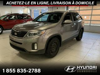 Used 2015 Kia Sorento V6 AWD + GARANTIE + A/C + MAGS + WOW !! for sale in Drummondville, QC