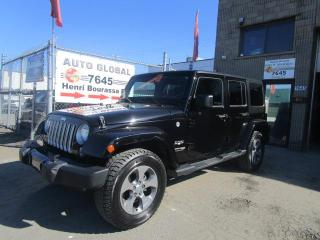Used 2018 Jeep Wrangler SAHARA 4X4 for sale in Montréal, QC