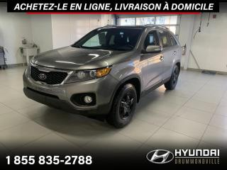 Used 2012 Kia Sorento LX + GARANTIE + A/C + WOW !! for sale in Drummondville, QC