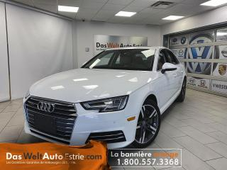 Used 2017 Audi A4 Technik, Cuir, Toit, Automatique for sale in Sherbrooke, QC