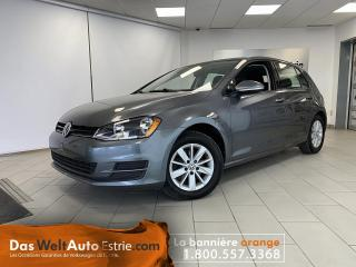 Used 2015 Volkswagen Golf 1.8 TSI Trendline, Automatique for sale in Sherbrooke, QC
