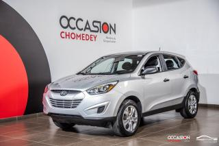 Used 2014 Hyundai Tucson GL+SIEGES CHAUFFANTS+REG DE VITESSE for sale in Laval, QC