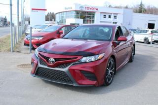 Used 2018 Toyota Camry SE boîte de vitesses automatique for sale in Shawinigan, QC