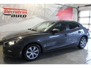 Used 2014 Mazda MAZDA3 Gx + air for sale in Lévis, QC