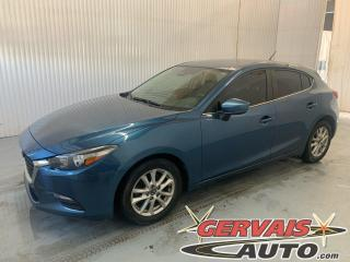 Used 2017 Mazda MAZDA3 GS Sport Mags Caméra GPS Volant Chauffant for sale in Trois-Rivières, QC