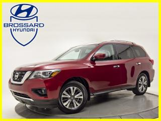 Used 2017 Nissan Pathfinder SL A/C CAMERA DE RECUL 360 NAV TOIT OUVRANT for sale in Brossard, QC