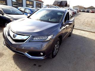Used 2017 Acura RDX AWD 4dr Elite Pkg for sale in Beauport, QC