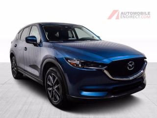 Used 2018 Mazda CX-5 GT AWD A/C Mags Cuir Toit GPS Sièges Chauffants for sale in St-Hubert, QC