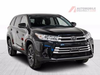 Used 2019 Toyota Highlander LE AWD CAMERA DE RECUL for sale in St-Hubert, QC