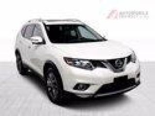 Used 2016 Nissan Rogue SL TECH PACK AWD CUIR TOIT PANO MAGS GPS for sale in St-Hubert, QC