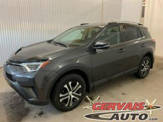 Used 2016 Toyota RAV4 LE AWD Caméra Sièges Chauffants A/C *Traction intégrale* for sale in Shawinigan, QC