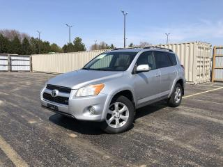 Used 2009 Toyota RAV4 LIMITED 4WD for sale in Cayuga, ON