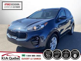 Used 2018 Kia Sportage ** LX * AWD * AC* MAGS *SIEGES CHAUFFANT for sale in Québec, QC