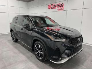 Used 2021 Toyota Highlander XSE for sale in Québec, QC