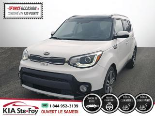 Used 2019 Kia Soul EX TECH* TOIT PANO* CUIR* SIEGES CHAUFFA for sale in Québec, QC