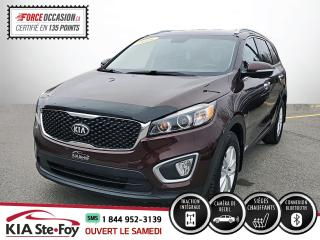 Used 2016 Kia Sorento LX+ V6* 7 PLACES* AWD* CAMERA* BLUETOOTH for sale in Québec, QC
