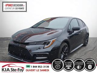 Used 2021 Toyota Corolla SE* TOIT OUVRANT* SIEGES CHAUFFANT* VOLA for sale in Québec, QC