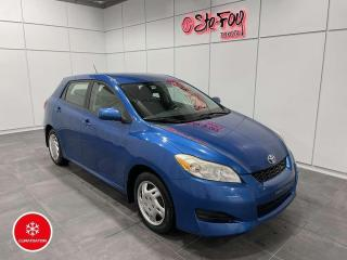 Used 2009 Toyota Matrix XR - A/C for sale in Québec, QC
