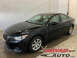 Used 2014 Mazda MAZDA6 GS Luxe Cuir Toit Ouvrant Caméra A/C for sale in Shawinigan, QC