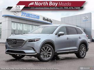 New 2021 Mazda CX-9 Signature for sale in North Bay, ON