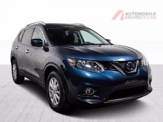 Used 2016 Nissan Rogue SV A/C Mags Sièges Chauffants Caméra Bluetooth for sale in St-Hubert, QC