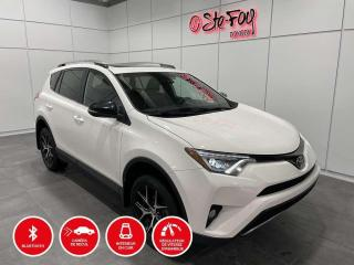 Used 2017 Toyota RAV4 SE - AWD - TOIT OUVRANT for sale in Québec, QC