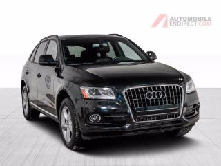 Used 2017 Audi Q5 Komfort Premium Quattro Cuir Toit Pano for sale in St-Hubert, QC